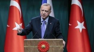 Başkan Erdoğan Keşmir'in umutsuz halkına ümit verdi