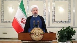 İran Cumhurbaşkanı Ruhani: ABD, Tahran ile ekonomik savaşa girdi