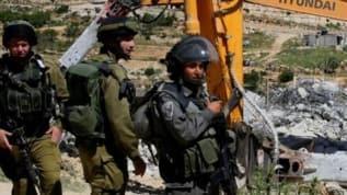 İşgalci İsrail'in zulmü devam ediyor