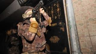 Mersin'de terör örgütü DEAŞ mensubu 2 kişi gözaltına alındı