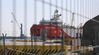 Yeniden Antalya Limanı'nda!
