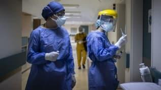 Sağlık çalışanlarından koronavirüs açıklaması: Bu savaşta biz  piyade olalım ama milletimiz de destek olsun