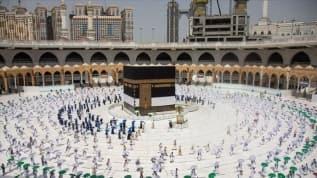 Suudi Arabistan'dan umre kararı! 1 Kasım'da başlıyor