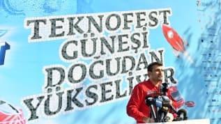 Gaziantep'te TEKNOFEST heyecanı başladı: Dünyayı buraya getirdik