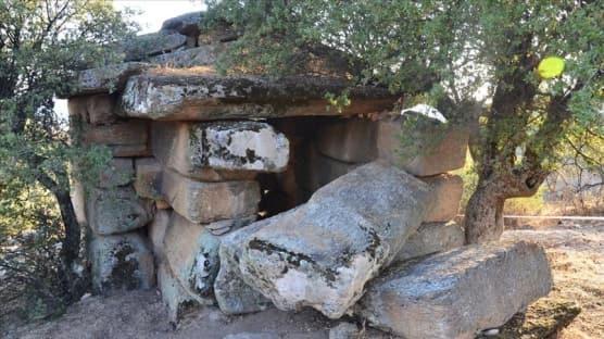 Gerga Antik Kenti'nde kazı çalışmaları