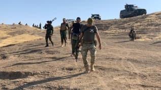 Irak'ta DEAŞ'a yönelik geniş çaplı operasyon başladı!