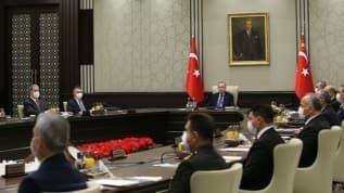 MGK, bugün Serrac sonrası Libya'yı konuşacak! Başkan Erdoğan başkanlık edecek