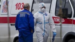 Rusya'da koronavirüs vakaları 1 milyon 130 bini aştı