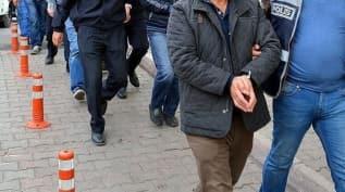 Tokat'taki FETÖ operasyonunda 15 şüpheli gözaltına alındı