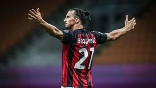 Zlatan Ibrahimovic'in koronavirüs testi pozitif çıktı