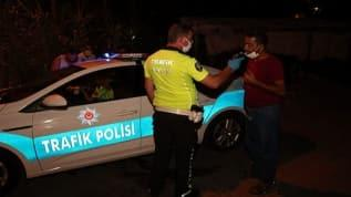 Antalya'da 250 polisle 'şok' uygulama