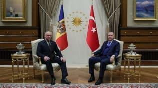 Başkan Erdoğan, Moldova Cumhurbaşkanı Dodon ile telefonda görüştü