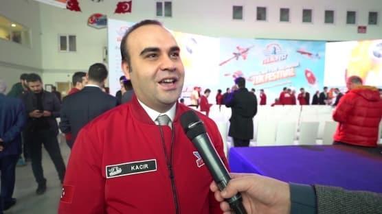 Mehmet Fatih Kacır: Türkiye milli teknolojisiyle geleceğe emin adımlarla yürüyor