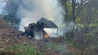 Sırbistan'da askeri uçak düştü: 2 pilot öldü