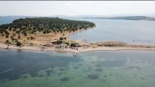 Hülya Avşar her yıl tatile gittiği Ayvalık'tan 55 milyon TL'ye ada satın aldı