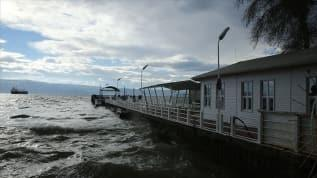 Meteoroloji Marmara ve Ege'de kuvvetli rüzgar bekliyor