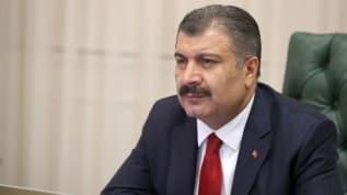 Sağlık Bakanı Koca: Şiddete karşı bir olmalıyız