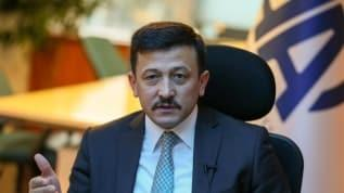 AK Parti'li Dağ: AK Parti ve Cumhur İttifakı kadroları daha on yıllar ülkeye hizmet edecek