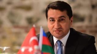 """""""Ermenistan'ın saldırısı hukuk ihlalidir"""""""