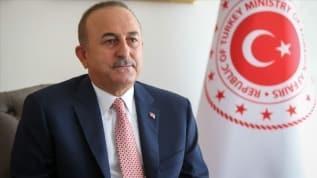 Bakan Çavuşoğlu'ndan flaş açıklama: Can Azerbaycan'ın yanındayız