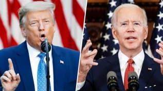 Başkan adayı Biden ile canlı yayında tartışacak olan Trump'tan ilginç öneri: Doping testi yapılsın