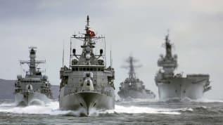 Dosta güven, düşmana korku! Türkiye donanmasını yerli ve milli imkanlarla güçlendiriyor