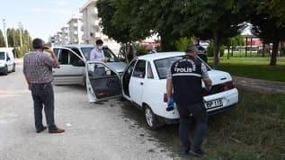 Cezaevi firarisi çaldığı otomobille kaçarken yakalandı
