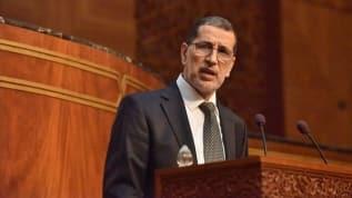 Fas Başbakanı Osmani'den BM'de alkışlanacak hareket!