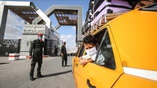 Refah Sınır Kapısı 3 günlüğüne açıldı