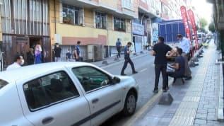 İstanbul Esenler'de bir şahıs eşini, kayınvalidesini ve kayınpederini silahla vurup kaçtı