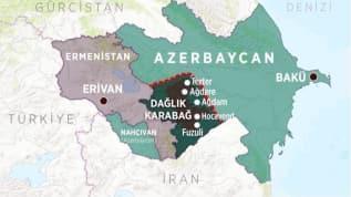 İşgalci Ermenistan komşularının topraklarına göz dikti!