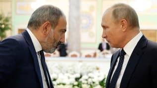 Kremlin'den flaş açıklama: Putin ve Paşinyan görüştü