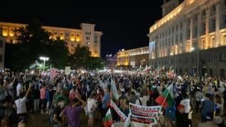 82 gündür halk sokakta! Bulgaristan'daki siyasi kriz devam ediyor