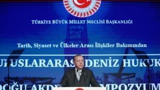 Cumhurbaşkanı Erdoğan'dan son dakika Doğu Akdeniz açıklaması