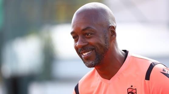 Eddie Newton'un hedefi kolektif Trabzonspor