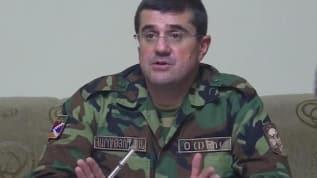 Karabağ'ın sözde liderinden 'kaybettik' itirafı: Azerbaycan yalnız değil, Türkiye de var