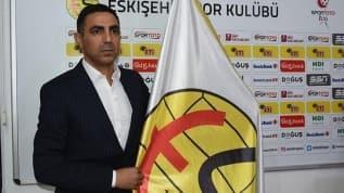 Eskişehirspor'da Mustafa Özer dönemi sona erdi