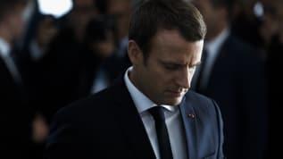Fransa halkı Macron'a güvenmiyor!