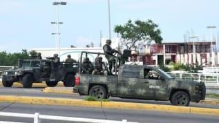 Meksika'da kartel, barda katliam yaptı: 11 ölü