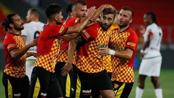 Süper Lig'in en golcü takımı Göztepe