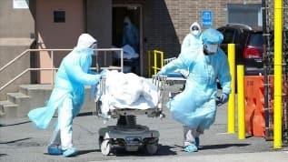 ABD'de koronavirüsten ölenlerin sayısı 210 bine dayandı