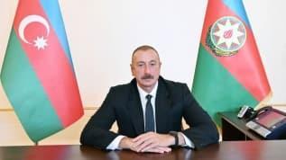 Azerbaycan Cumhurbaşkanı: Türkiye çatışmalarda taraf değil