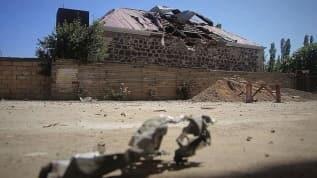 Ermenistan'ın saldırısında şu ana kadar 11 sivil hayatını kaybetti