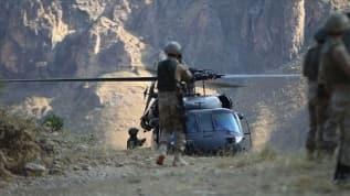 İçişleri Bakanlığı: Yıldırım-11 Operasyonu kapsamında etkisiz hale getirilen PKK'lı sayısı 5'e yükseldi