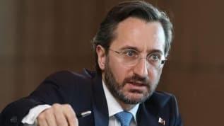 İletişim Başkanı Fahrettin Altun: Türkiye Ermeni uçağını vurmadı