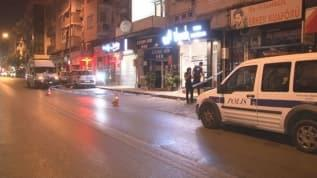 İzmir'in Buca ilçesindeki silahlı saldırıda 1 kişi yaralandı
