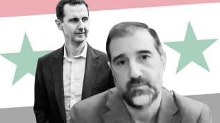 Katil Esed'in oligark kuzeni Mahluf rejimi mahkemeye verdi