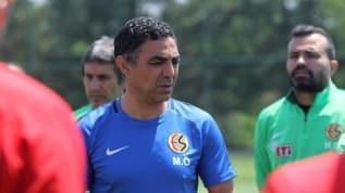 Mustafa Özer'den Eskişehirspor'a veda