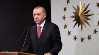 Başkan Erdoğan: İklim değişikliği ile mücadelede en ön saflarda yer alıyoruz