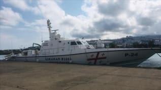 Başkan Erdoğan talimat verdi! Komşunun 2 sahil güvenlik botunun bakım ve onarımı Türkiye'de yapıldı